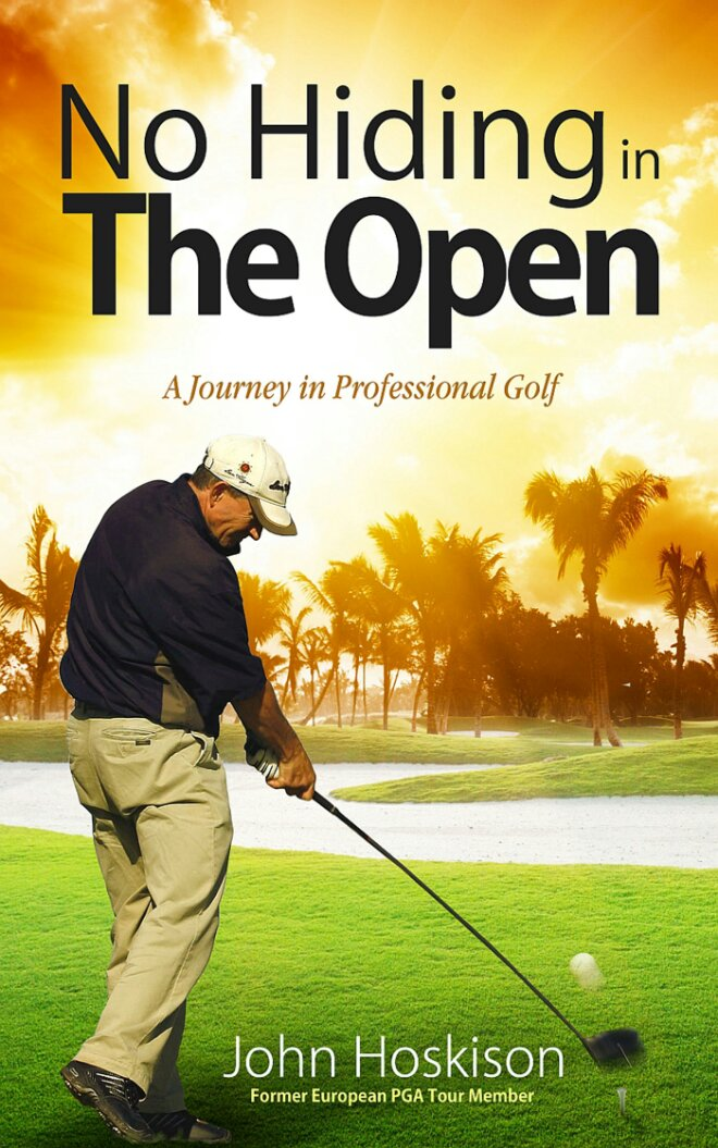 Interview With John Hoskison Author Of No Hiding In The Open