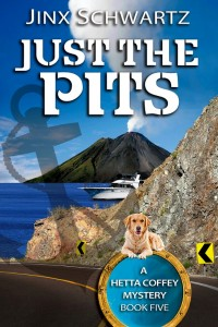 Just the pits jinx schwartz self-published thriller