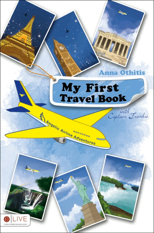 Interview With :    Anna Othitis, Author of My First Travel Book