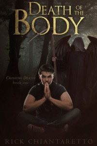 death of the body rick Chiantaretto fantasy kindle book