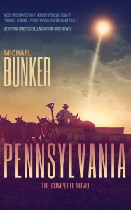 self-published science fiction novel michael bunker pennsylvania