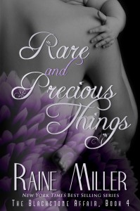Rare and Precious Things Raine Miller romance erotica ebook
