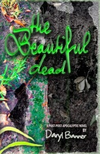 The Beautiful Dead Daryl Banner fantasy novel