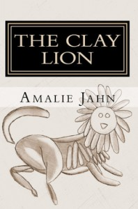 self-published science fiction novel the clay lion amalie jahn