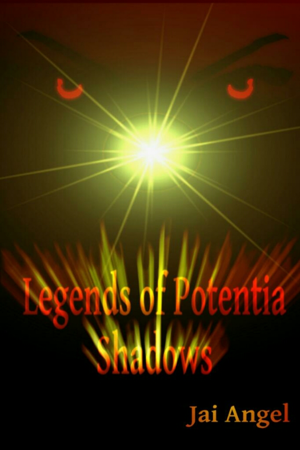 Legends of Potentia Shadows Jai Angel